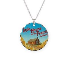 House on Prairie Ingalls Necklace