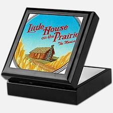 House on Prairie Ingalls Keepsake Box