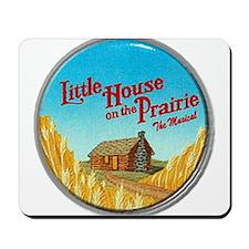 House on Prairie Ingalls Mousepad