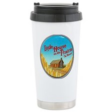 House on Prairie Ingalls Travel Mug