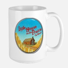 House on Prairie Ingalls Large Mug