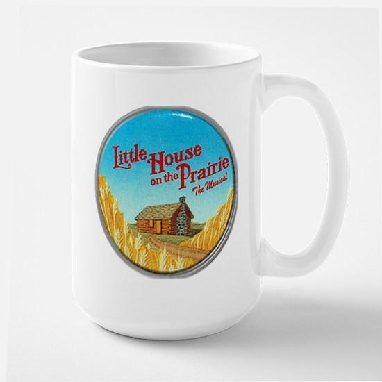 House on Prairie Ingalls Large Mug