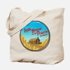 House on Prairie Ingalls Tote Bag