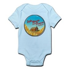 House on Prairie Ingalls Infant Bodysuit