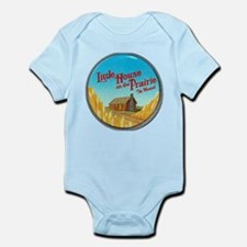House on Prairie Ingalls Infant Bodysuit