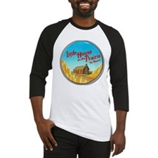 House on Prairie Ingalls Baseball Jersey