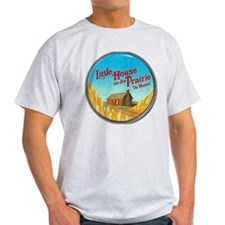 House on Prairie Ingalls T-Shirt