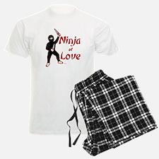 Ninja of Love Pajamas