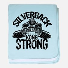 KONG STRONG baby blanket