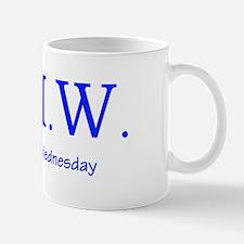 Thank God It's Wednesday! Mug