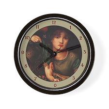 Funny Dante Wall Clock