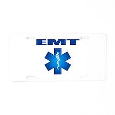 EMT - Aluminum License Plate