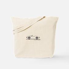 Alfa Romeo Giulietta Spider Duetto Tote Bag