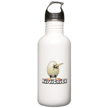 Kiwichick Stainless Water Bottle 1.0L