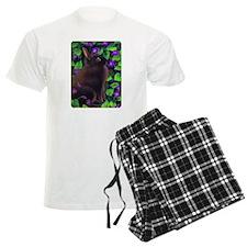 Bunny & Violets Pajamas