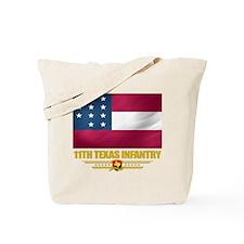 11th Texas Infantry Tote Bag