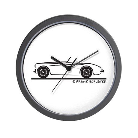 1955 Austin Healey 100 Wall Clock