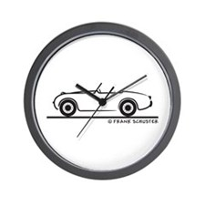 1959 Austin Healey Sprite Wall Clock
