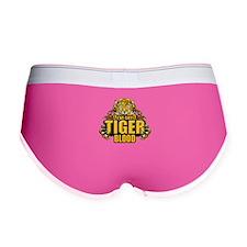 I've Got Tiger Blood Women's Boy Brief