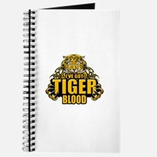 I've Got Tiger Blood Journal
