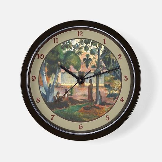 Cute Paul Wall Clock