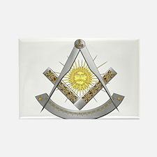 Celtic Past Master Rectangle Magnet
