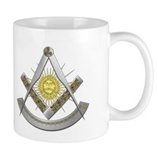 Celtic Past Master Small Mug