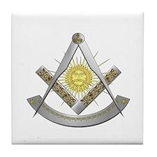 Celtic Past Master Tile Coaster