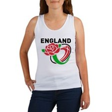 Rugby England Women's Tank Top