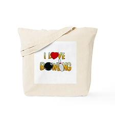 Cool I love la Tote Bag