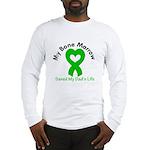 BoneMarrowSavedDad Long Sleeve T-Shirt