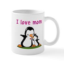 I Love Mom (2) Mug