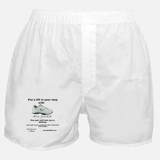 Air Jihad Boxer Shorts