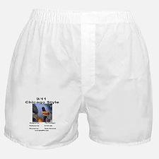 Chicago Style Boxer Shorts