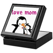 I Love Mom (2) Keepsake Box