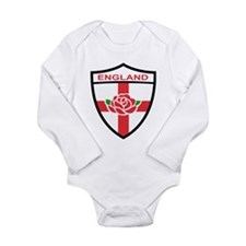 Rugby England Baby Outfits