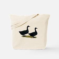 Cayuga Duck Pair Tote Bag