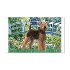 Bridge - Airedale #6 Wall Decal