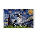 Starry-AussieCattlePup2 20x12 Wall Decal