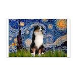 Starry - Tri Aussie Shep2 20x12 Wall Decal