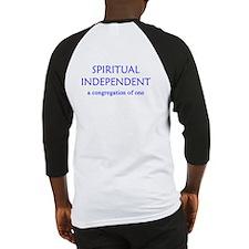 Spiritual Independent Baseball Jersey