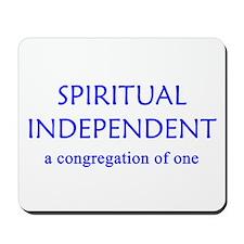 Spiritual Independent Mousepad