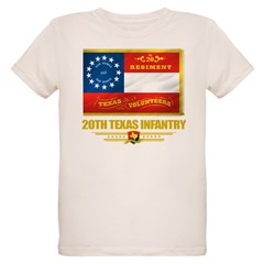 20th Texas Infantry T-Shirt