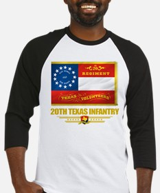 20th Texas Infantry Baseball Jersey