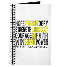 Licensed Fight Like A Girl 23.3 Endometrio Journal