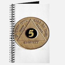 5 YEAR COIN Journal
