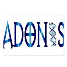 """Adonis DNA"" Postcards (Package of 8)"