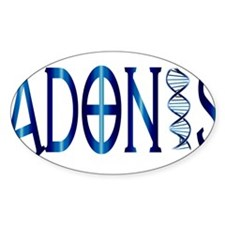 """""""Adonis DNA"""" Decal"""