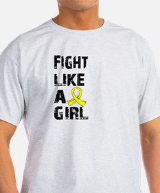Licensed Fight Like A Girl 21.8 Endo T-Shirt