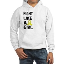 Licensed Fight Like A Girl 21.8 Hoodie